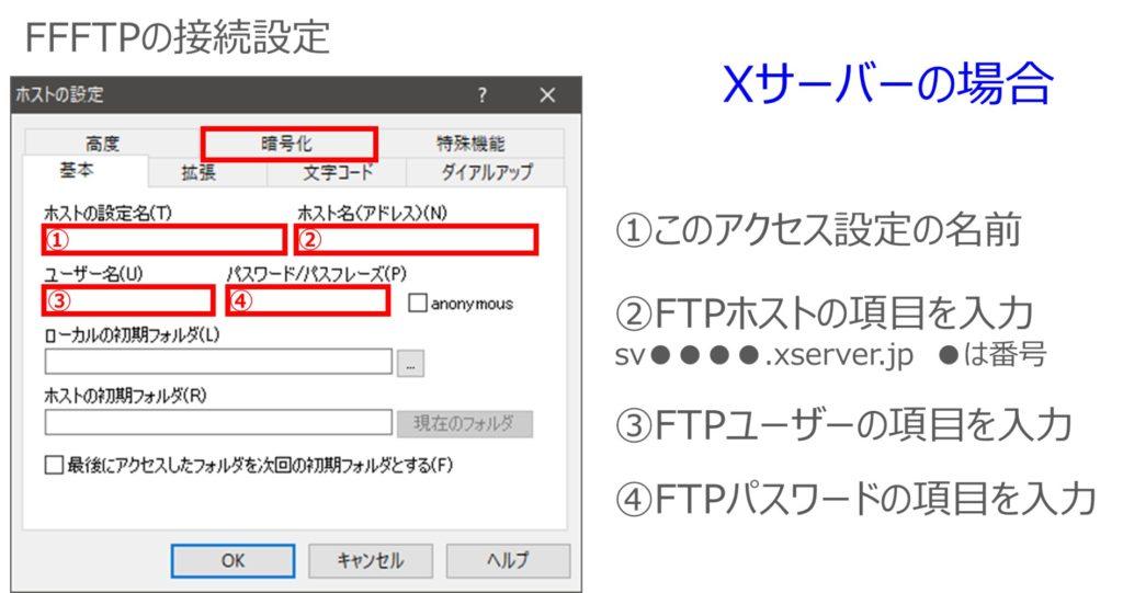 サーバートラブルに必須!FFFTPのインストールと設定方法