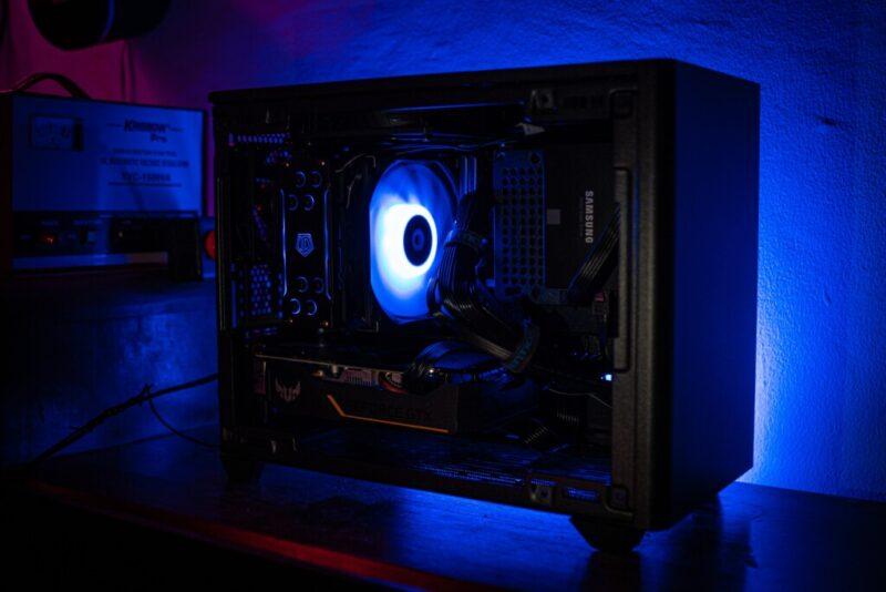 パソコンの内部構造
